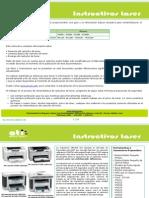 Instructivo Recarga Cartucho HPCB435A