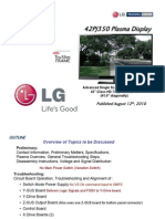 Lg 42pj350 Training Manual [ET]