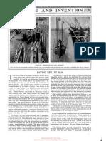 Saving life at sea, article, 22 jun 1912