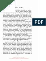 Editorial Notes Forum, articles, 1912