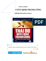 Thai Do Quyet Dinh Thanh Cong - Smith.N Studio