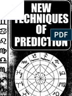 New Techniques of Predictions 1