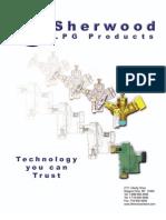 Sherwood LPG Catalog 2010