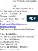 Travel Agents