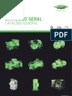 Catálogo Geral BITZER 2011