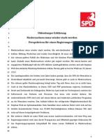 Oldenburger Erklärung