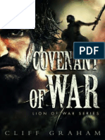 Covenant of War by Cliff Graham