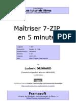 Tutoriel 7 Zip 1