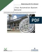 WP Modernizing With IO on Demand