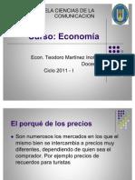 Demanda Oferta Equilibrio Mercado
