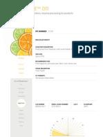 Synthetics Compendium A4 Sheets