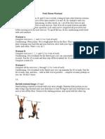 Peak Fitness Workout