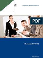 Información ISO 13485