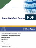 2 WebFort Fundamentals