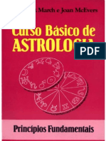 Curso Básico de Astrologia - Vol. 1