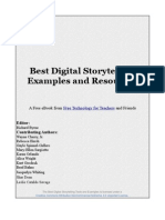 10 Digital Storytelling Projects