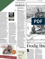 På tvers av makten – Om Geir Hjorthols Tilbaketrekninga