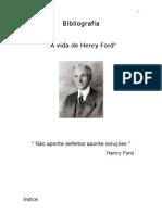 Bibliografia Henry Ford