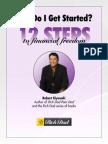 12 Steps to Financial Freedom-Robert Kiyosaki