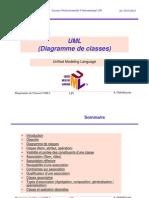 Diagramme de Classes (1)