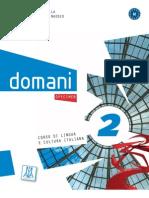 Domani2 Specimen Web