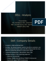 Dell Analysis SK
