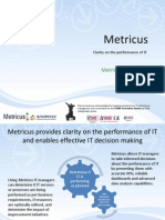 Metricus Presentation