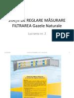 Lucrarea 2 - Filtrarea Particulelor Solide Din Gazele Naturale