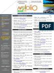 NewsFolio -Jan 2012 -New year -New Events