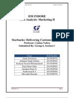 MKII Section C Group 6 Starbucks