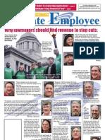 Washington State Employee, 1/2012