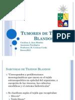 Tumores de Tejidos Blandos
