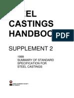 Steel Castings Handbook