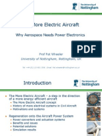More Electric Aircraft 000