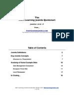 Start Learning Joomla Guide 17