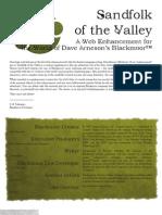 Dave Arneson's Blackmoor - Sandfolk of the Valley - Web Enhancement