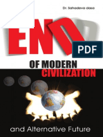 End of Modern Civilization and Alternative Future