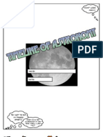 Timeline of Astronomy Project