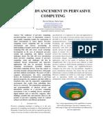 Pervasive Computing (2)New