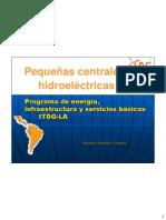 Pequeñas Centrales Eléctricas