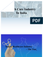 Healthcare Industry in India