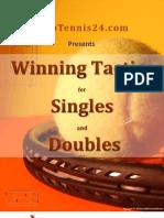 Winning Tennis Tactics
