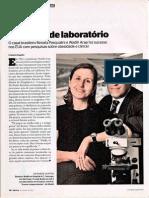 romance de laboratório