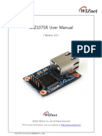 Wiz107sr User Manual en v1.0