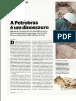 a Petrobrás é um dinossauro