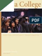 2011-12 Utica Collge Graduate Catalog