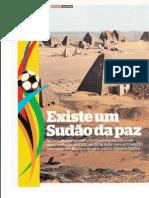 Existe um Sudão da paz