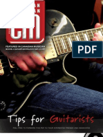 29443953 Tips for Guitarists