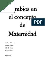 Cambios en El Concepto de ad PDF