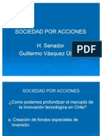 Sociedad Por Acciones Power Point